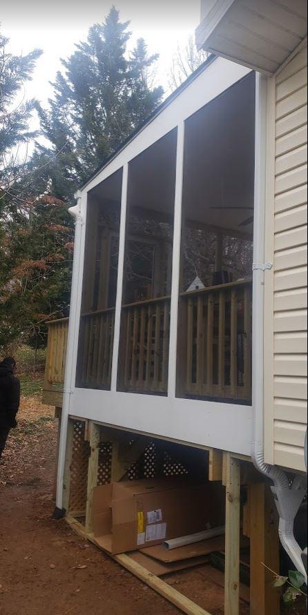Porch Screen Room 3